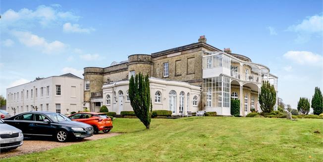 Guide Price £225,000, 2 Bedroom Flat For Sale in Crockerhill, PO18