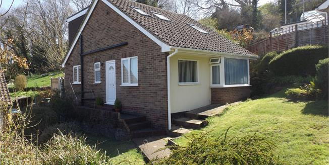 Guide Price £290,000, 3 Bedroom Detached House For Sale in Eastbourne, BN21