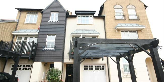 Asking Price £320,000, 3 Bedroom Terraced House For Sale in Eastbourne, BN23