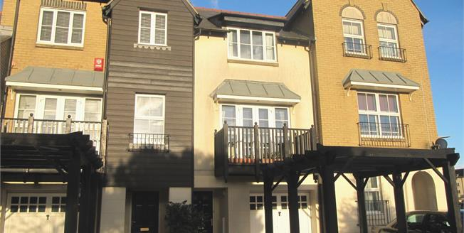 Asking Price £315,000, 3 Bedroom Terraced House For Sale in Eastbourne, BN23