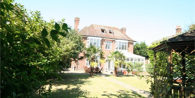 Price on Application, 7 Bedroom Detached House For Sale in Eastbourne, BN21