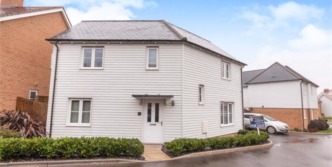 Guide Price £320,000, 4 Bedroom Detached House For Sale in Polegate, BN26
