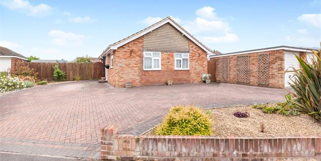 Guide Price £300,000, 3 Bedroom Detached House For Sale in Eastbourne, BN22