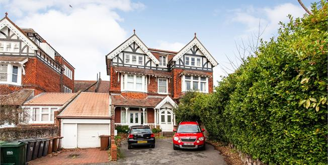 Asking Price £260,000, 3 Bedroom Flat For Sale in East, BN21