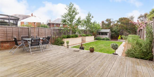 Guide Price £300,000, 3 Bedroom Semi Detached House For Sale in Eastbourne, BN22
