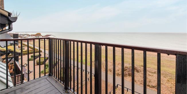 Asking Price £275,000, 2 Bedroom Flat For Sale in Eastbourne, BN23