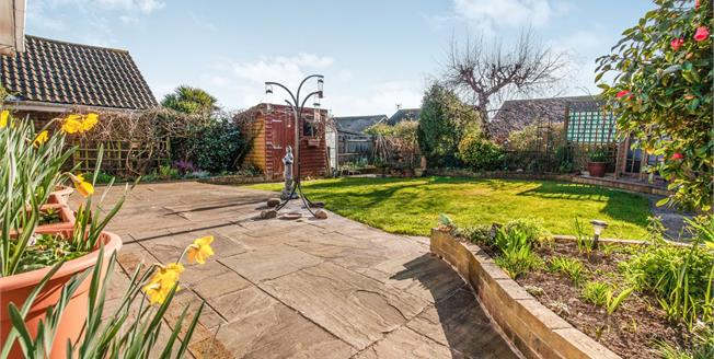 Offers Over £280,000, 2 Bedroom Detached Bungalow For Sale in Eastbourne, BN23