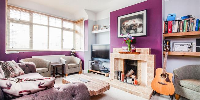 Guide Price £320,000, 3 Bedroom Semi Detached House For Sale in Eastbourne, BN22
