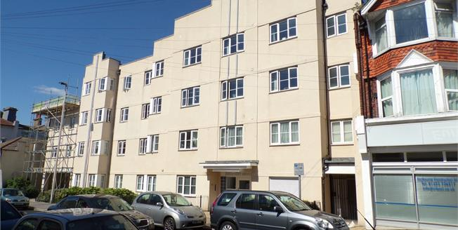 Offers Over £200,000, 2 Bedroom Flat For Sale in Eastbourne, BN21