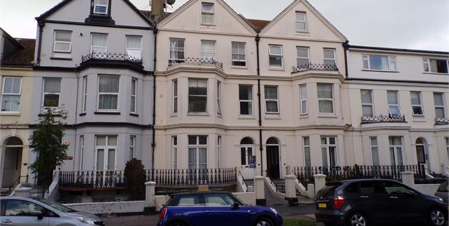 Offers in the region of £80,000, Flat For Sale in East Sussex, BN21