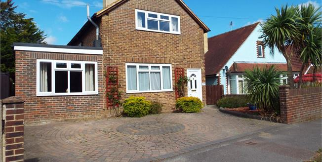 Asking Price £325,000, 5 Bedroom Detached House For Sale in Bognor Regis, PO21