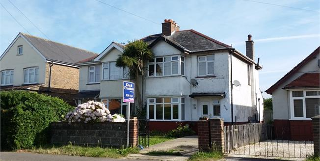 Guide Price £250,000, 3 Bedroom Semi Detached House For Sale in Bognor Regis, PO21