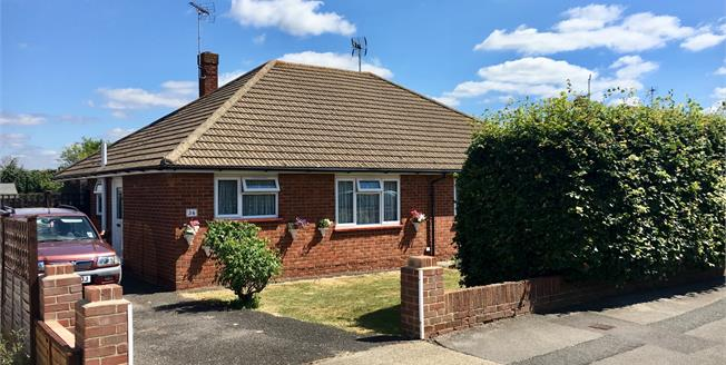 Asking Price £265,000, 2 Bedroom Semi Detached Bungalow For Sale in Bognor Regis, PO22