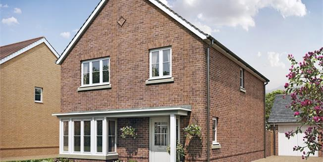 Asking Price £435,000, 4 Bedroom Detached House For Sale in New Barn Lane, PO21