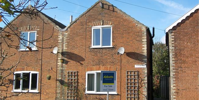 Offers in excess of £160,000, 2 Bedroom Semi Detached Cottage For Sale in Horning, NR12