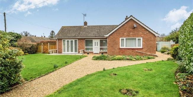 Offers in excess of £260,000, 3 Bedroom Detached Bungalow For Sale in Hoveton, NR12