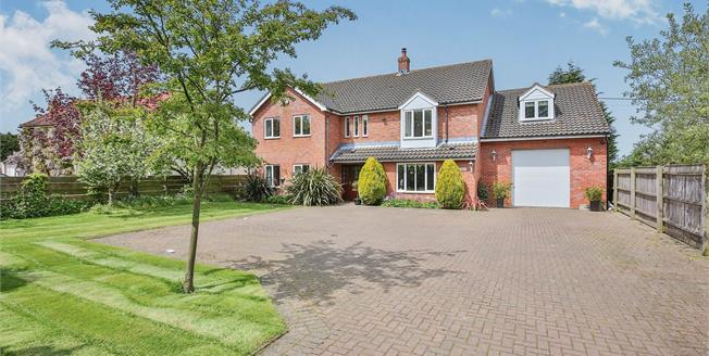 Offers in excess of £550,000, 6 Bedroom Detached House For Sale in Smallburgh, NR12