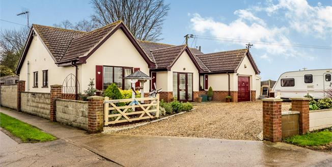 Offers in excess of £375,000, 3 Bedroom Detached Bungalow For Sale in Repps With Bastwick, NR29