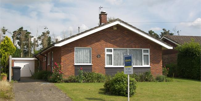 Asking Price £280,000, 3 Bedroom Detached Bungalow For Sale in Hoveton, NR12