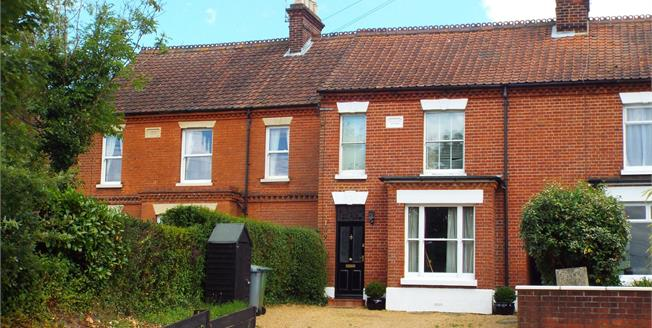 Asking Price £275,000, 3 Bedroom Terraced House For Sale in Wroxham, NR12