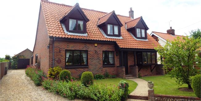 Offers in excess of £390,000, 4 Bedroom Detached House For Sale in Ingham, NR12