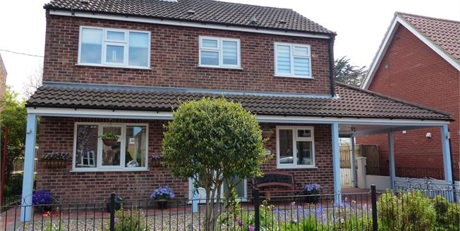 Fixed Price £195,000, 3 Bedroom Detached House For Sale in Catfield, NR29