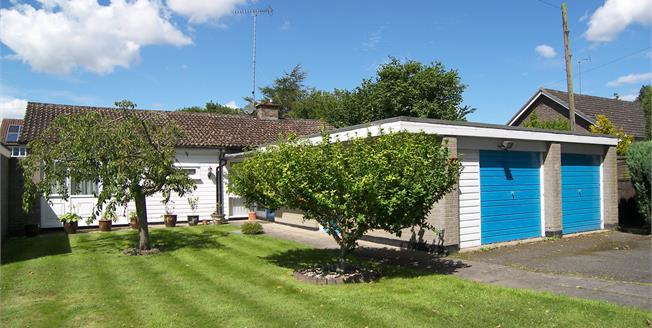 Asking Price £260,000, 3 Bedroom Detached Bungalow For Sale in Ludham, NR29