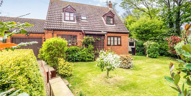 Offers in excess of £240,000, 3 Bedroom Link Detached House Bungalow For Sale in Happisburgh, NR12