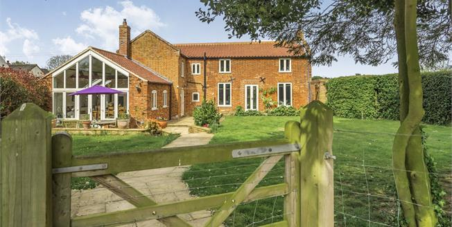 Offers in excess of £500,000, 3 Bedroom For Sale in Sloley, NR12