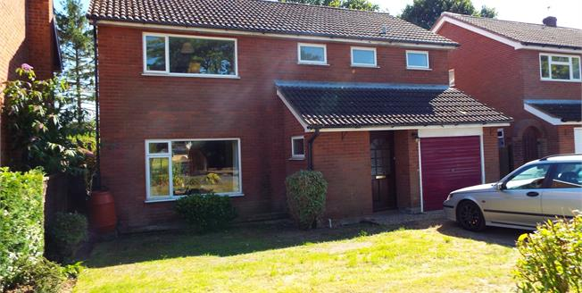 Asking Price £325,000, 4 Bedroom Detached House For Sale in Wroxham, NR12