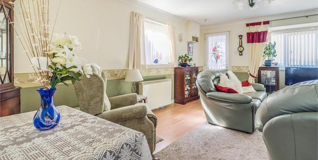 Offers in excess of £150,000, 2 Bedroom Semi Detached Bungalow For Sale in Walcott, NR12