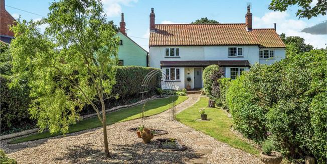 Offers in excess of £265,000, 3 Bedroom Semi Detached Cottage For Sale in Norwich, NR12