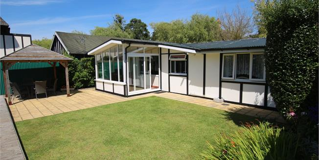 Offers in the region of £425,000, 3 Bedroom Detached Bungalow For Sale in Norwich, NR12