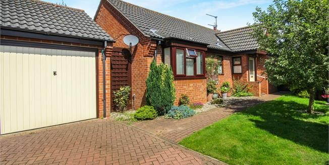 Offers in excess of £260,000, 3 Bedroom Detached Bungalow For Sale in North Walsham, NR28