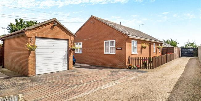 Offers in excess of £190,000, 2 Bedroom Detached Bungalow For Sale in Ludham, NR29