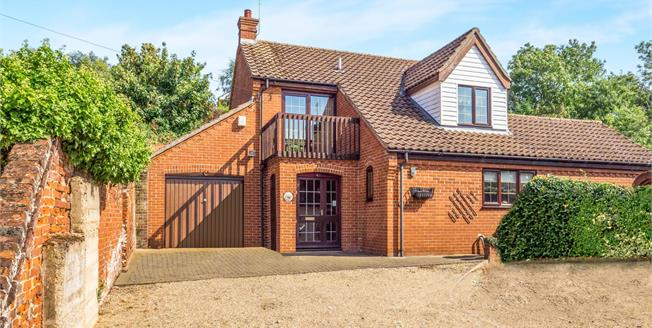 Offers in excess of £325,000, 3 Bedroom Detached House For Sale in Horning, NR12