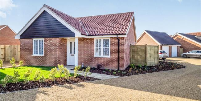Asking Price £230,000, 2 Bedroom Detached Bungalow For Sale in Stalham, NR12