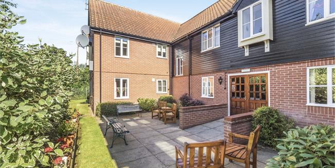 Offers in the region of £140,000, 2 Bedroom Flat For Sale in Wroxham, NR12