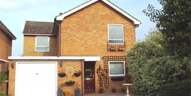 Offers in excess of £280,000, 3 Bedroom Detached House For Sale in Coltishall, NR12