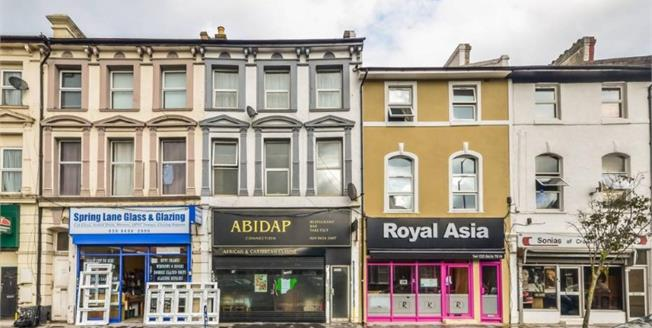 Asking Price £225,000, 1 Bedroom Flat For Sale in Lower Addiscombe Road, CR0