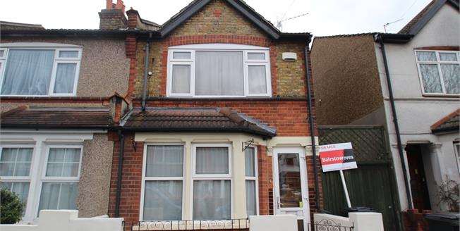 Offers in excess of £345,000, 2 Bedroom End of Terrace House For Sale in Croydon, CR0