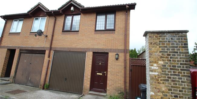 Asking Price £375,000, 3 Bedroom Semi Detached House For Sale in Croydon, CR0