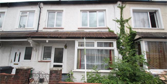 Offers in excess of £400,000, 3 Bedroom Terraced House For Sale in Croydon, CR0
