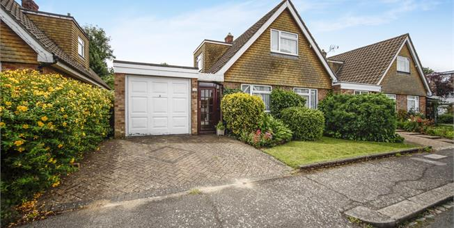 Guide Price £500,000, 4 Bedroom Link Detached House Bungalow For Sale in South Croydon, CR2