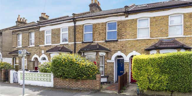 Asking Price £465,000, 3 Bedroom Terraced House For Sale in Croydon, CR0