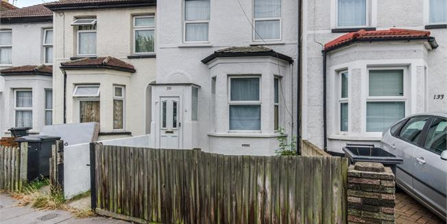 Asking Price £400,000, 3 Bedroom Terraced House For Sale in Croydon, CR0