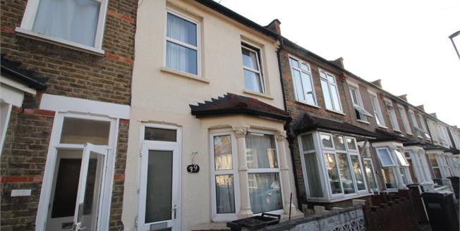 Offers in excess of £350,000, 2 Bedroom Terraced House For Sale in Croydon, CR0
