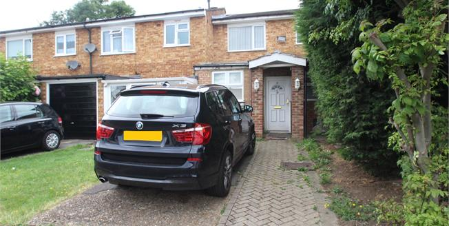 Asking Price £495,000, 3 Bedroom Terraced House For Sale in London, SE25