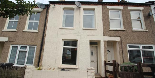 Guide Price £300,000, 2 Bedroom Terraced House For Sale in Croydon, CR0