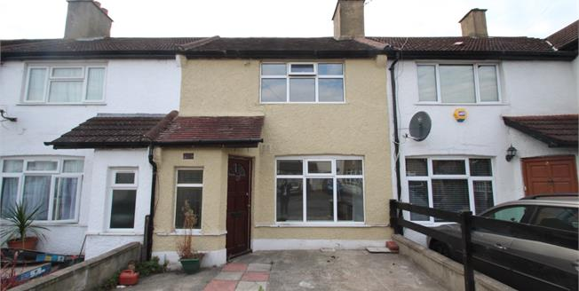 Asking Price £330,000, 2 Bedroom Terraced House For Sale in Croydon, CR0